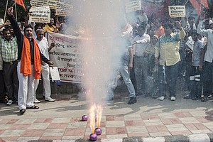 Diwali Fireworks Are Limited In India Over Toxic Smog Concerns
