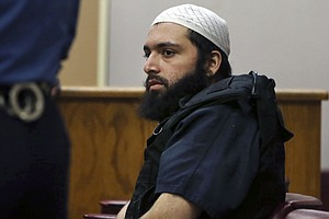 Federal Jury In N.Y. Convicts Man Of 'Crimes Of Terror' In Chelsea Bombing
