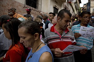 Venezuela's Ruling Party Wins Surprise Victory In Regional Elections