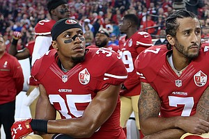 Kaepernick Files Grievance Saying NFL, Owners Conspired T...
