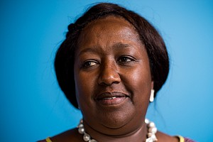 Agnes Binagwaho Is A Doctor With 'Sassitude'