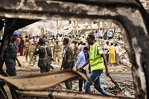 Somalis Grasp For Answers After 'Deadliest Single Attack ...
