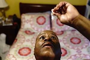 Drug Companies Make Eyedrops Too Big, And You Pay For The Waste