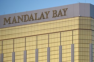 Wounded Mandalay Bay Security Guard Gives 1st Media Inter...