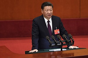 5 Years Ago, China's Xi Jinping Was Largely Unknown. Now He's Poised To Resha...