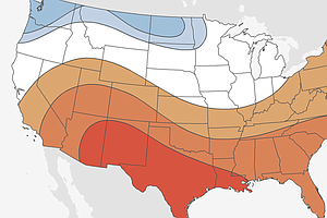Forecasters Predict Warmer-Than-Average Winter In Majorit...