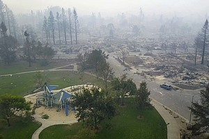California Wildfires Have Disrupted School For A Quarter ...
