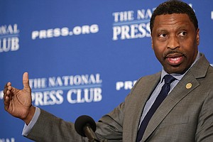 NAACP Elects New President, Will Assume More Political No...