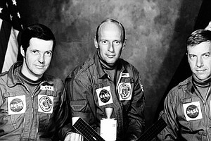 Astronaut Paul Weitz Dies At 85; Veteran Of Skylab And Shuttle Missions
