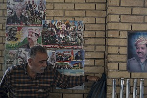 In Major Reversal, Iraqi Kurds Offer To Freeze Their Independence Bid