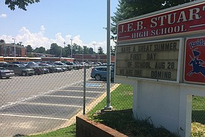 Virginia School Board Set To Rename J.E.B. Stuart High Sc...