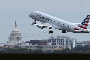 NAACP Issues Travel Advisory For American Airlines; Compa...