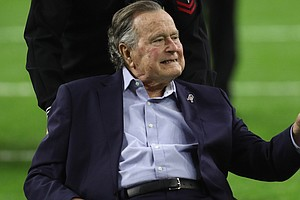 George H.W. Bush Acknowledges Groping Multiple Women