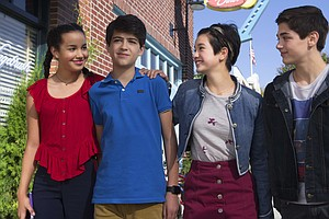 A Boy With A Crush On A Boy — And For The Disney Channel, A First