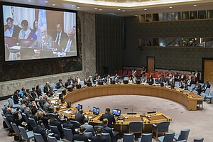 U.N. Watchdog: Syrian Government Responsible For April Sa...
