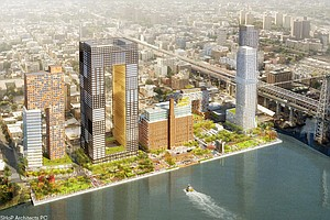 5 Years After Sandy, New York Rebuilds With The Next Floo...