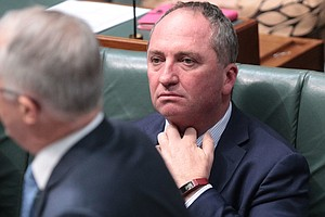 Australia's Deputy PM Is Removed From Office Over Dual Ci...