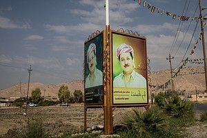 Kurdish President Barzani To Step Down Amid Fallout From Independence Vote