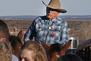 High Stakes As Rancher Cliven Bundy's Trial Over Armed St...