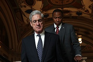 After A Day Of Legal Shock And Awe, What's Next For The Mueller Investigation?