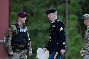 Bowe Bergdahl Takes The Stand, Offers Apology To Wounded Service Members