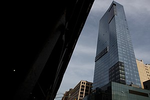 Trump SoHo: A Shiny Hotel Wrapped In Glass, But Hiding My...
