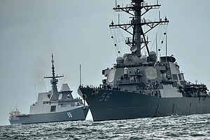 Navy Says Deadly Ship Collisions Were 'Avoidable,' Faults...