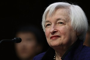 Yellen Will Leave Top Fed Post With Solid Record