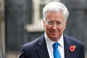 British Defense Minister Abruptly Resigns For 'Previous Misconduct'