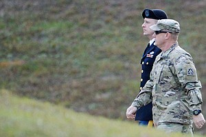 Closing Arguments Wrap Up In Bowe Bergdahl's Sentencing