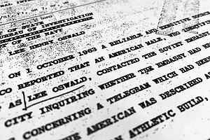 New JFK Assassination Documents Delve Into Oswald's Trip ...