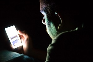 Apps Can Cut Blue Light From Devices, But Do They Help Yo...