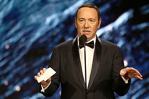 Netflix Dumps Kevin Spacey From 'House Of Cards' Amid Har...