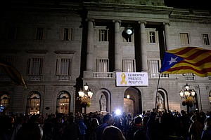 Judge In Spain Issues International Arrest Warrant For Ca...