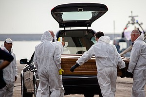Italy Probes Deaths Of 26 Nigerian Women At Sea
