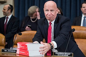 A Math 'Gimmick'? GOP Proposes Creating New Tax Policies, Then Letting Them E...