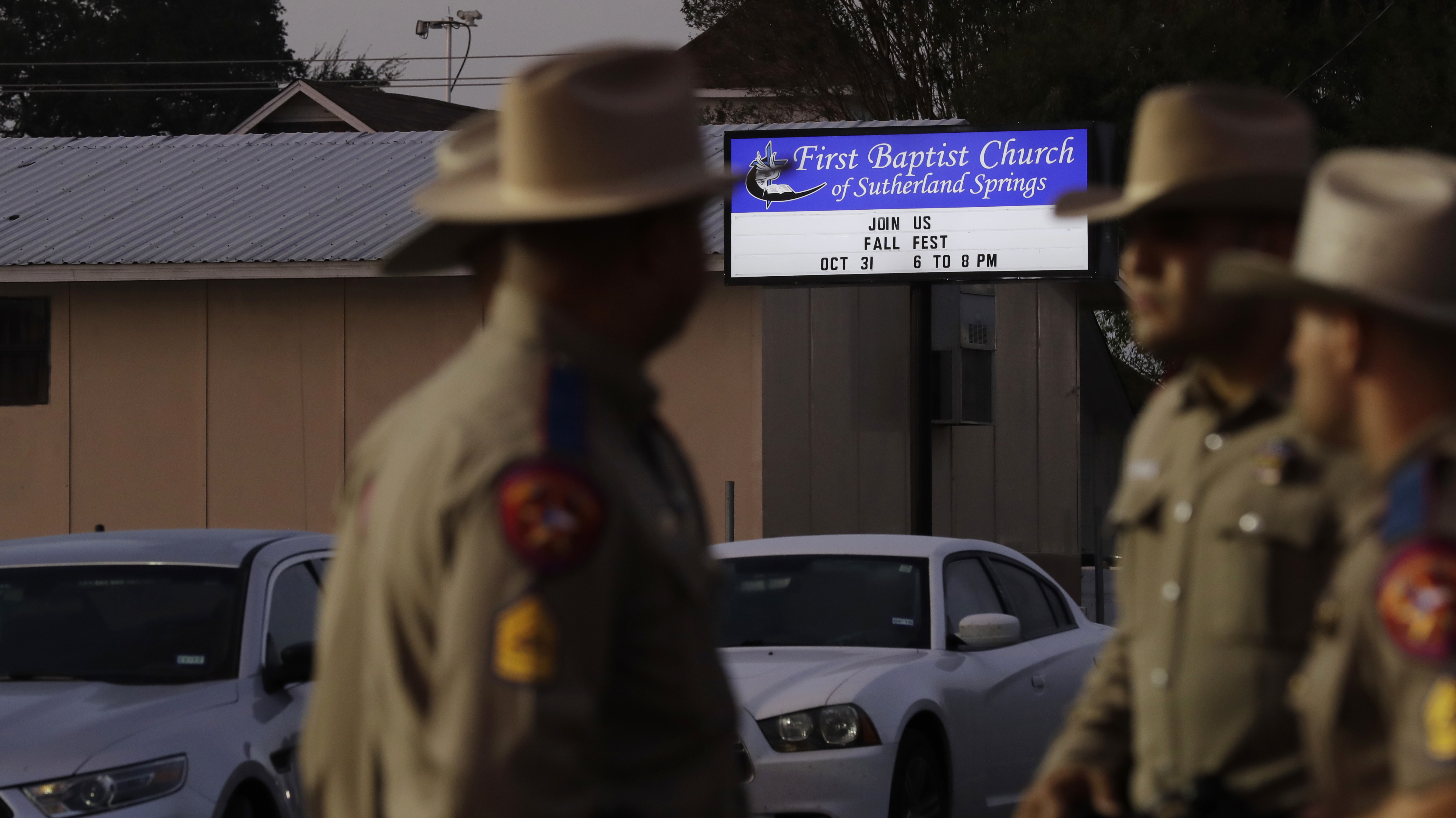 what we know about the texas church shooting suspect kpbs