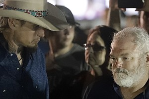 Man Who Exchanged Fire With Texas Shooter: 'I Was Scared ...