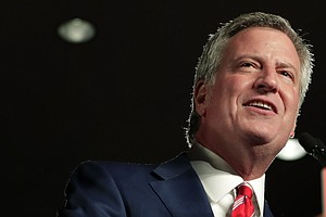Democrats Sweep Mayoral Elections In New York, Other Majo...