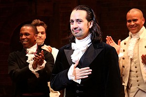 Lin-Manuel Miranda Is Taking 'Hamilton' To Puerto Rico
