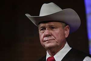 Woman Accuses Alabama Senate Candidate Of Sexual Contact When She Was 14