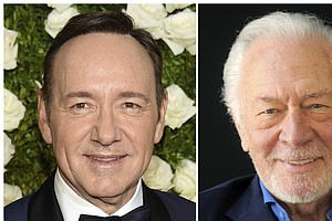 Spacey Cut From Film; Scenes To Be Re-Shot With Actor Chr...