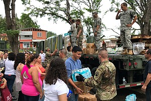 Frustration Mounts Over Puerto Rico's 'New Normal' As Fed...