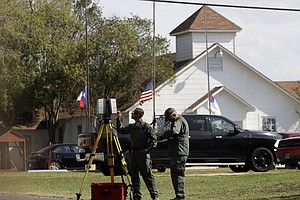 Texas Church Where Massacre Took Place Will Be Demolished...
