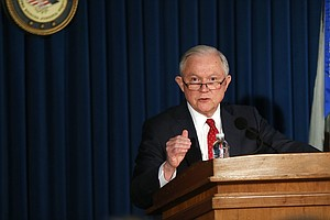 The Russia Investigations: Sessions Under Pressure; More ...
