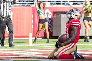 Marquise Goodwin Plays In 49ers' Win; Afterward He Says, ...