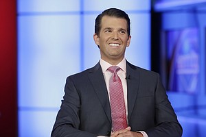 Donald Trump Jr. Had Direct Contact With WikiLeaks During...