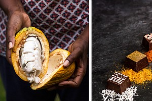 One Woman's Quest To Tell 'The African Story Through Choc...