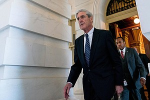 With Trump Back In D.C., Mueller's Investigation Enters T...
