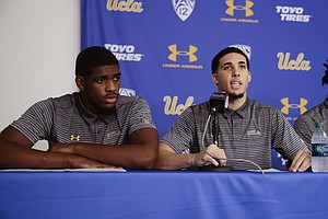 UCLA Basketball Players Admit To Shoplifting In China, Are Suspended From Team